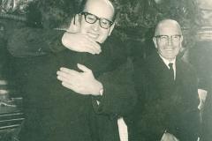 Leonel Oliveira, na década de 60.